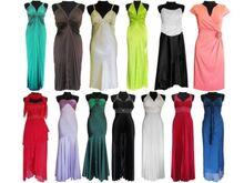 Kleidid õhtukleidid gala mix kleit
