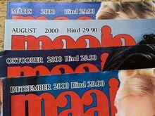Maaja ajakirjad 1996-2006