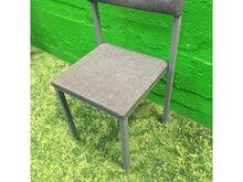 Hall metallist tool pehme kattega