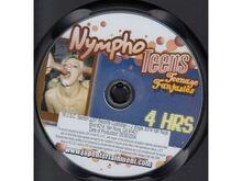 Nympho Teens  UUS DVD Neiud räiges hoos  4 tundi