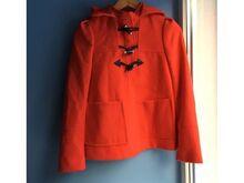 H&M punane jakk / lühike mantel kevadeks 34