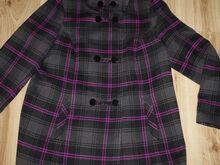 Mark&Spencer  vähe kantud ilus mantel, 44 (uk  18)