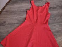 Neoonroosa kleit