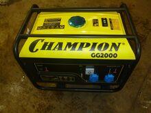 Uus generaator Champion GG 2000