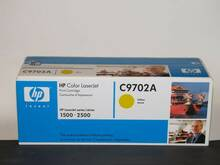 HP 121A Yellow Original Tooner Cartridge C9702A