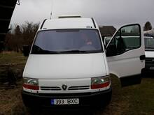 Renault Master matkabuss