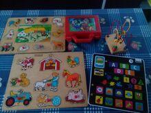 Väike lapse mänguasjad