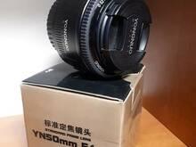 Objektiiv Yongnuo Yn50mm 1,8