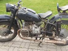 Mootorratas K750