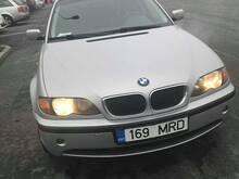 BMW e46 320D 110kw. KIIRE!