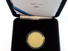 Eesti Vabariik, EV 100 kuldmünt, 2018, meenemünt