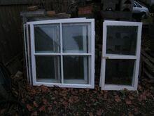 Puidust aknaraamid