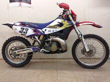 Enduuroratas Husqvarna Wr250  2 takti 250cc 2005a.