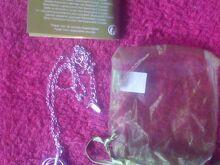 Swarovski kristalliga kaelakee, uus