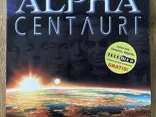 Arvutimäng Alpha Centauri (Big box)