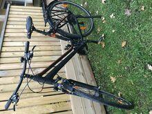 Scott sub comfort 10 naiste jalgratas L