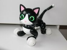 SUPER LAHE Robot-kass Zoomer Kitty