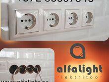 Elektritööd köögis