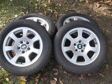 BMW E60/61 16 tolli talverattad