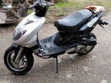 Mopeed Rhon LH50QT-B