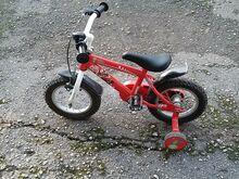 Cars teemaline jalgratas.