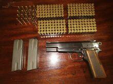 Püstol Parabellum 9mm