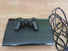 PS3 Ultra slim 320Gb + pult ja mäng