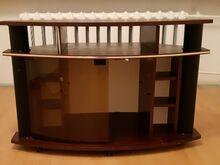 TV- laud kapp ratastel