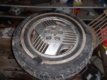 Pontiac / Chevrolet Trans Sport 15 tollised veljed