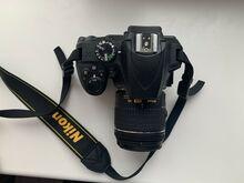 Peegelkaamera Nikon D3400 + 18-55mm VR Kit Black