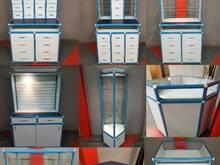 Disain sisustus kauplusele / optikakauplusele