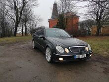 Mercedes-Benz E 280 4 MATIC 3.0 V6 140kW