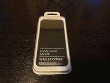 Samsung Galaxy A6 Wallet cover