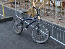 Bmx jalgratas