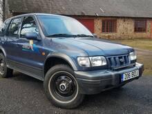 Kia Sportage 2.0B 4WD -2002