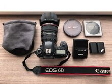 Canon EOS 6D + Canon EF 24-105mm F4.0 L IS USM