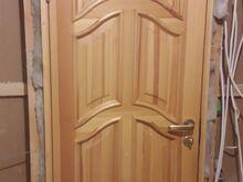 Männipuidust kasutatud uks 700*2050*190
