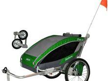 Sainre Fox 2 jalgratta järelhaagis UUS
