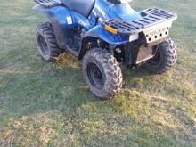ATV Polaris Sportsman 500 Diesel