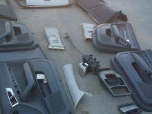 Audi A6 c6 varuosad salongi plastik istmed S-line