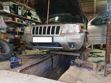 Jeep Grand Chreokee 2.7 CRD  WJ/WG  varuosad
