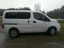 Nissan nv200 1.5dci 66kW