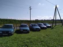 Müüa piltidel olevad VW Golfid