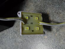 KLEEBITAV LED PANEL