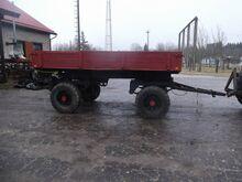 Traktorihaagis 2pts-4