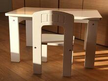 Isku laud ja tool