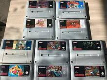 Nintendole telekamängu konsooli kassetid