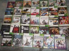 Xbox360 mängud