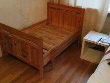 Laste kokkupandav voodi