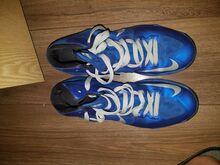 Nike Zoom korvpalliketsid, suurus 45